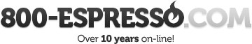 800-espresso.com! Over 10 years on-line!