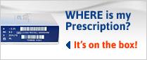 Where is my prescription