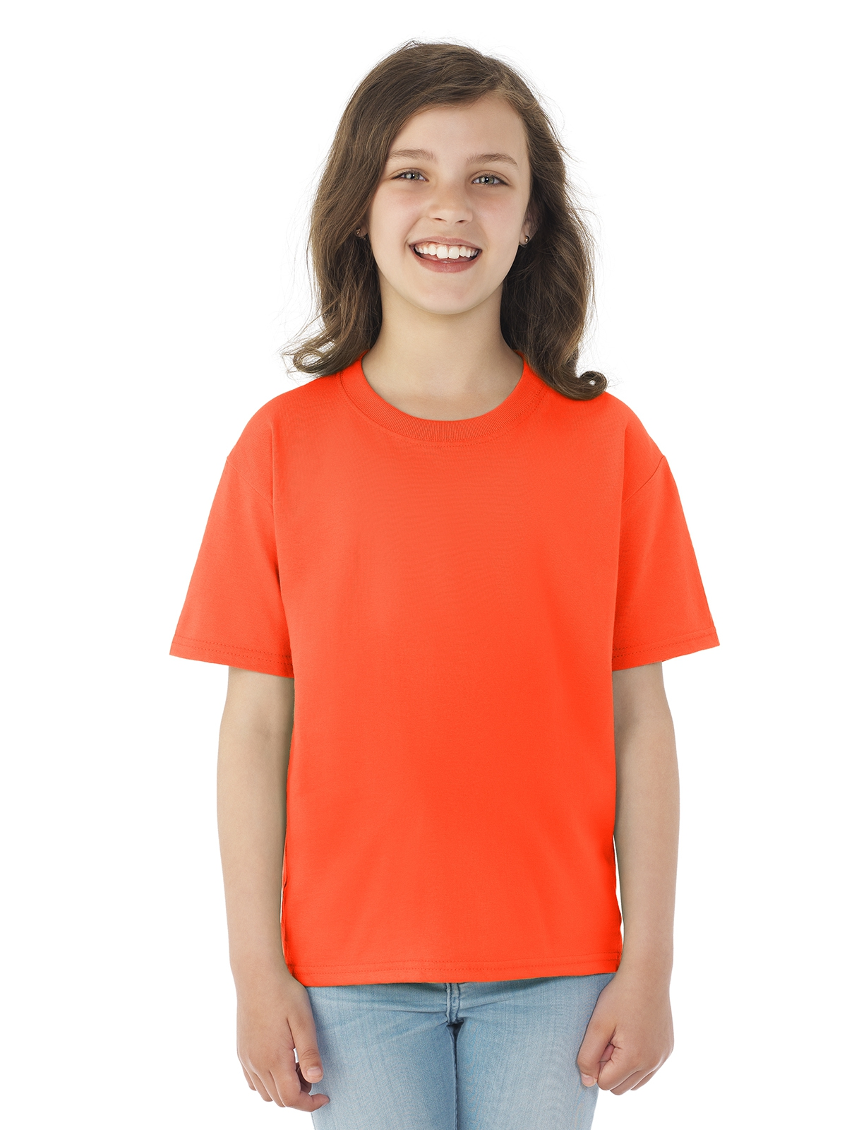 Fruit of the Loom 3930BR HD Cotton™ Youth T-Shirt