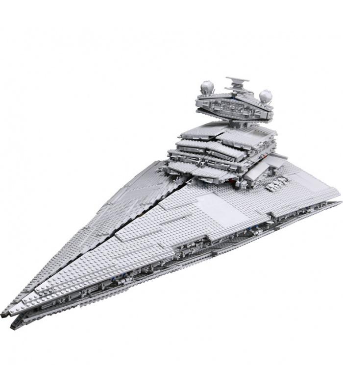 Custom Star Wars Imperial Star Destroyer Building Bricks Toy Set