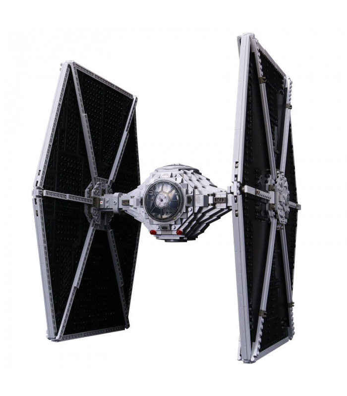 Custom Star Wars Tie Fighter Building Bricks Toy Set 1685 Pieces