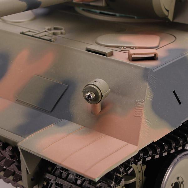 Heng Long 1/16 2.4G 3819-1 German Panther Snow Leopard Battle Tank RC Tank