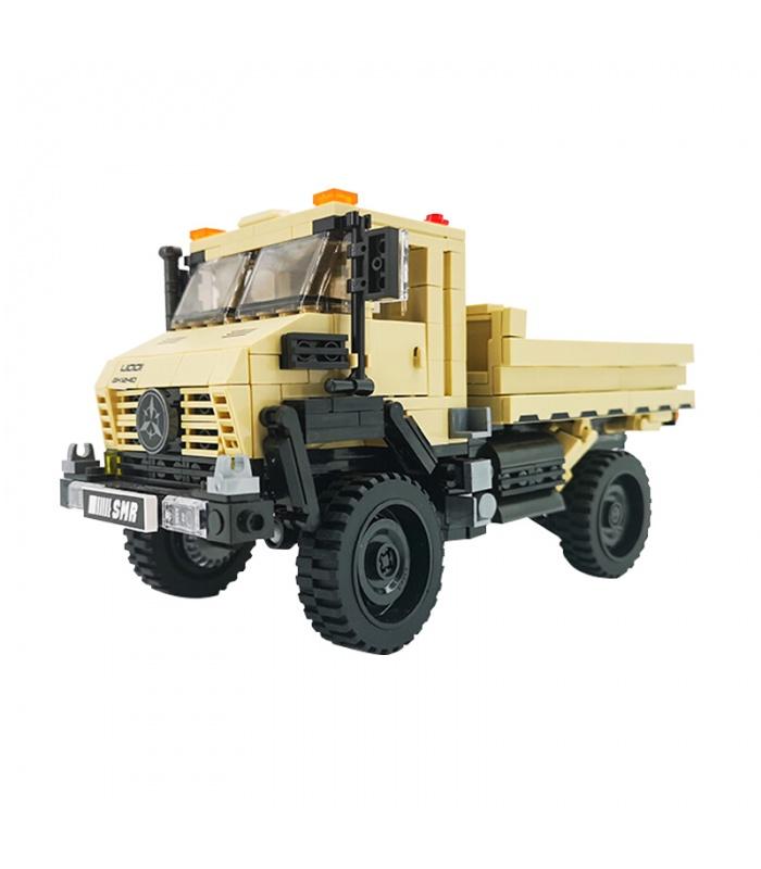 XINGBAO 03026 Truck Cross Country Building Bricks Toy Set