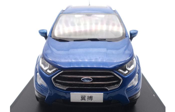 1/18 Scale 2018 New Ford ECOSPORT Die-Cast Scale Model.
