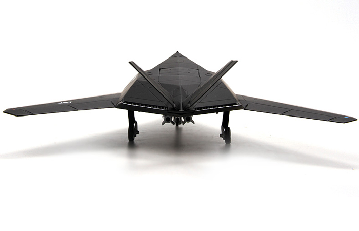1 48 Scale Modern Military Aircraft Model Us Air Force F 117 Fighter Diecast Model