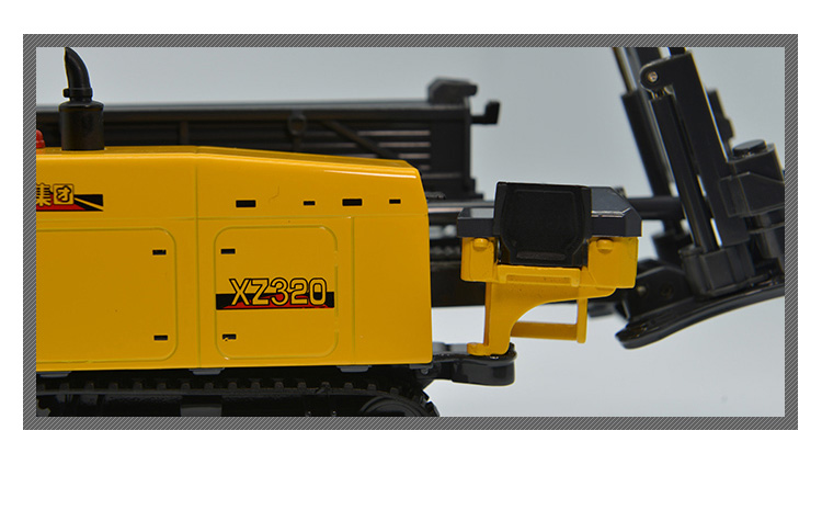 1/35 Scale Model XCMG XZ320 Horizontal Directional Drilling Construction equipment Diecast Model
