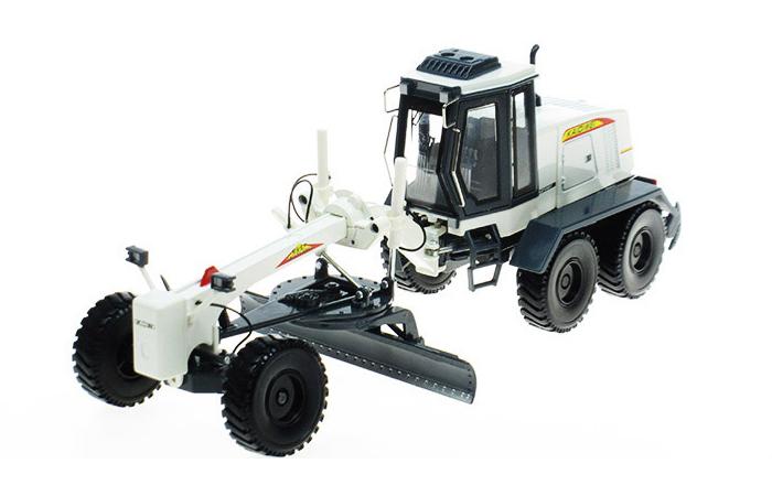 1/35 Scale Model Grader, Grader Machine Diecast Model.Engineering Equipment Toy.