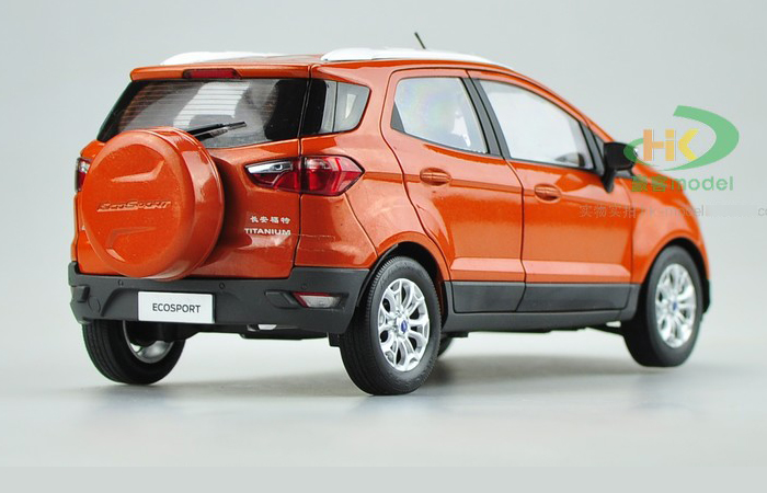 1 18 Scale Model Ford Ecosport Suv Original Cast Car Gifts