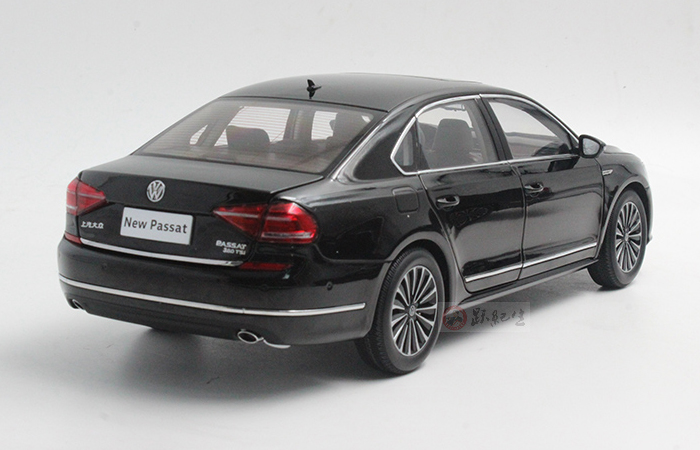 1/18 Scale Model Volkswagen 2016 NEW PASSAT GP Original Diecast Model Car, metal Scale model car, Gifts, toys, collectibles, Display Model, Static Model.