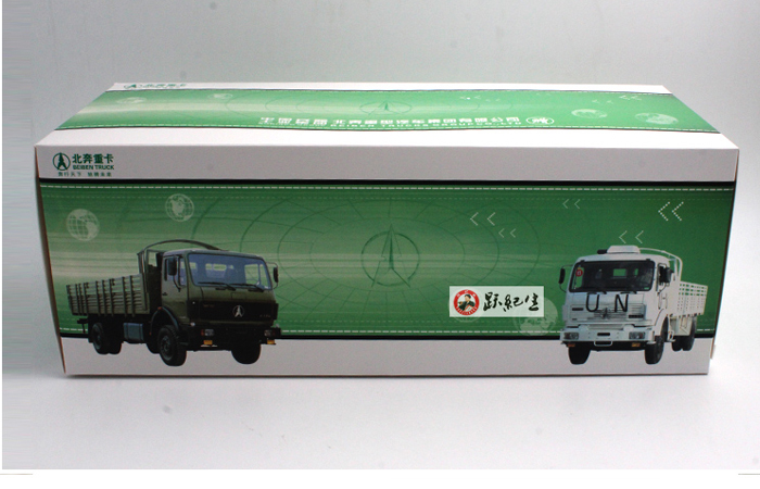 1/36 Scale North-Benz V3 Cargo Truck ( UN Truck ) Diecast Model, Truck Models, Heavy-Duty Truck Model, Truck Toy.