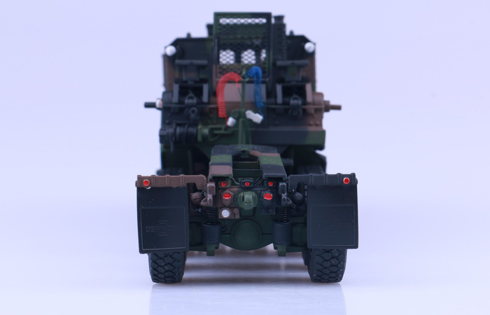 Oshkosh HET M1070 A1 with M1000 trailer Diecast Model, Scale Model, military models, oshkosh military trucks, military vehicles, heavy truck, tactical trucks.