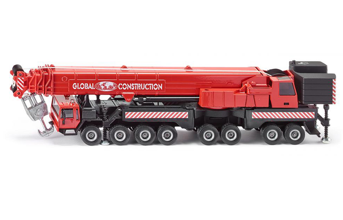 1/55 Scale Model, Siku 4311 MEGA LIFTER Diecast Scale Model.