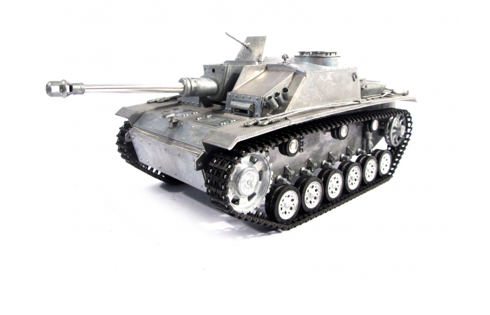 Mato Toys Full Metal RC Tank, Mato 1226-M World War II Germany Stug III RC Metal Tank.