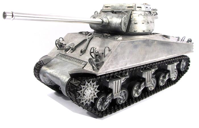 Mato Toys Full Metal RC Tank, Mato 1231-M World War II America M36B1 Tank Destroyer RC Metal Tank.