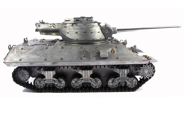 Mato Toys Full Metal RC Tank, Mato 1236 World War II America M36 Tank Destroyer RC Metal Tank.