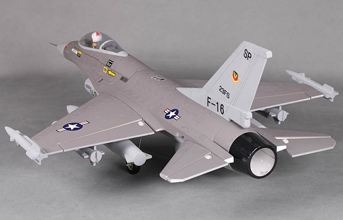 RTR 4 Channel 2.4Ghz Radio remote control Fixed-wing Glider F-16 Falcon RC EDF Jet plane