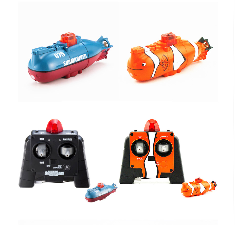 rc mini submarine/Micro toy submarine/radio controlled/remote
