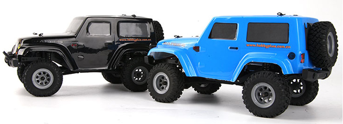 Mini RC Cralwer, Jeep Wrangler Scale Model Car, JIMNY Scale Model Car, Land Rover Defender D90.