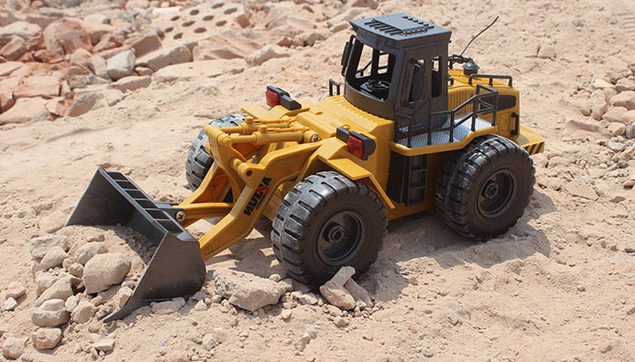 RC Loader Toy Model, children's toys, Construction vehicles Toy, 2.4Ghz Radio remote control Electric Toy, indoor outdoor toy