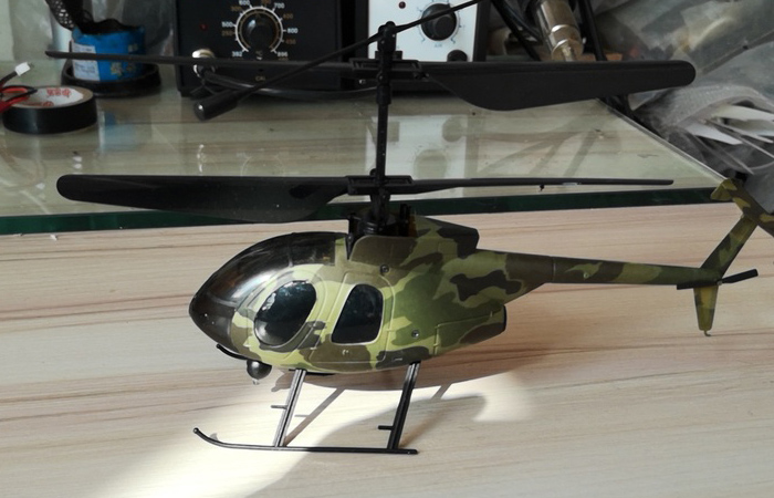 Nine Eagles Bravo Iii 312a 4 Channel Rc Mini Helicopter