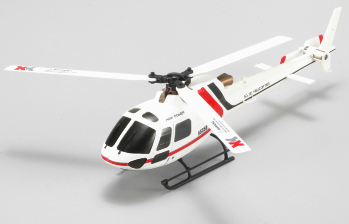 AS350 Profession RC Helicopter, Indoor Outdoor Flight, 6 Channel, 3D Flight show, Aerobatic show.
