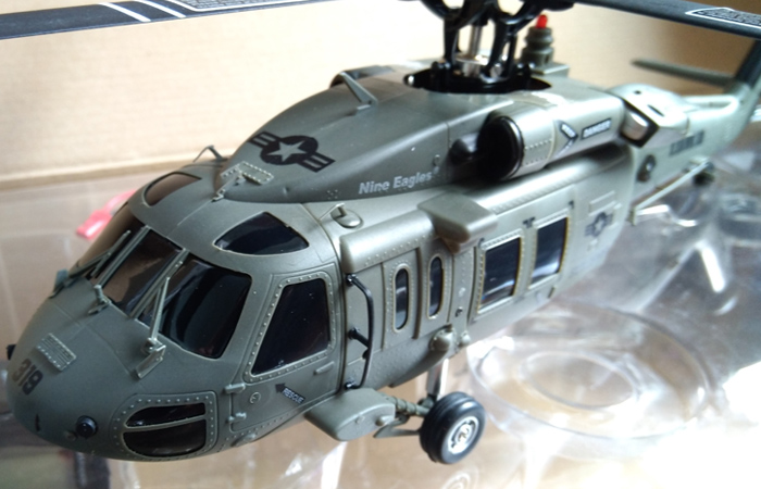 nine eagles solo pro 319a UH-60 blackhawk model RC helikopter 4 blade brushless flybarless 6ch RTF.