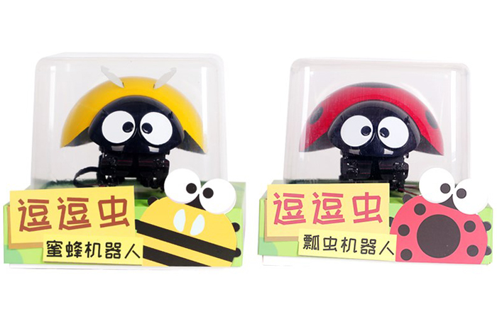 Remote Control Insect Toy, Electronic Pet, RC Ladybug Toy, RC Bee Toy, Christmas toy.