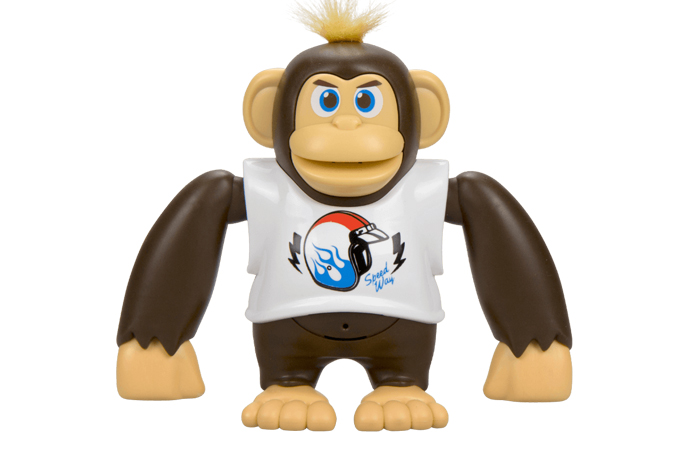 Silverlit Toys 88564 CHIMPY ROBOT Orangutan, Monkey Robot Pet, Robot Toy, Child Toy & Gift.
