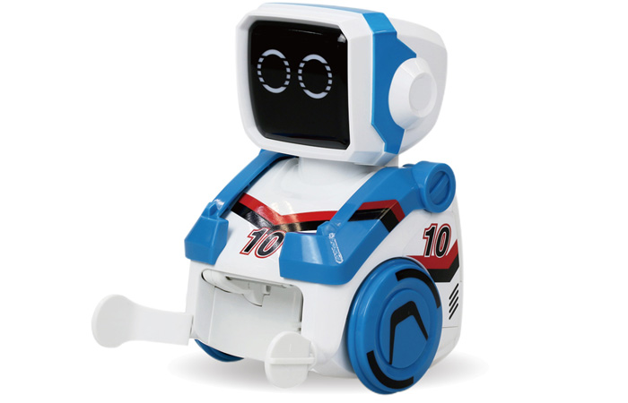 Silverlit Toys 88549 KICKABOT, Remote Control Robot Soccer Player, RC Robot Toy.
