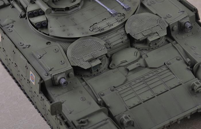 TRUMPETER 09506, 1/35 Scale Model Kazakhstan Army BMPT Ramka Plastic Model Kit.