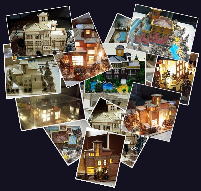Do It Yourself Home Design: (DIY) Do It Yourself Building (Villa, House) Scale Model