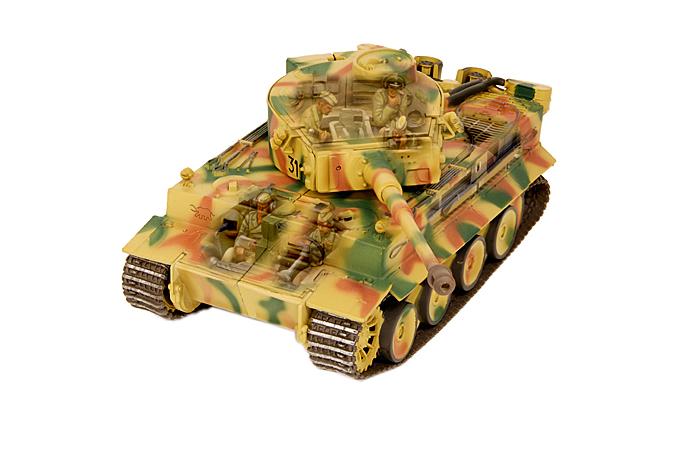 Targa Maniac Collection 1/48 Scale Model World War II German Tiger I Tank.