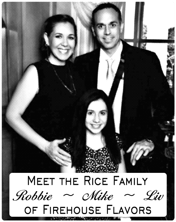 Meet the Rice Family of Firehouse Flavors