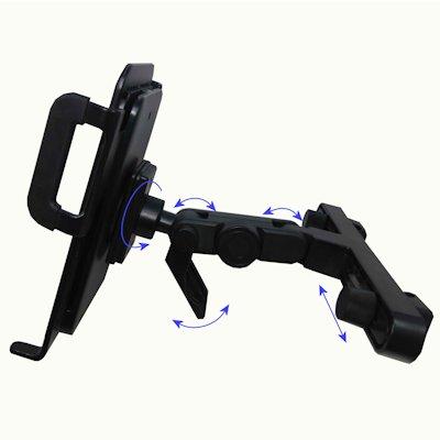 Tablet Headrest Holder