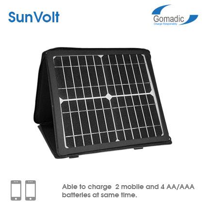 SunVolt Portable Solar Charger