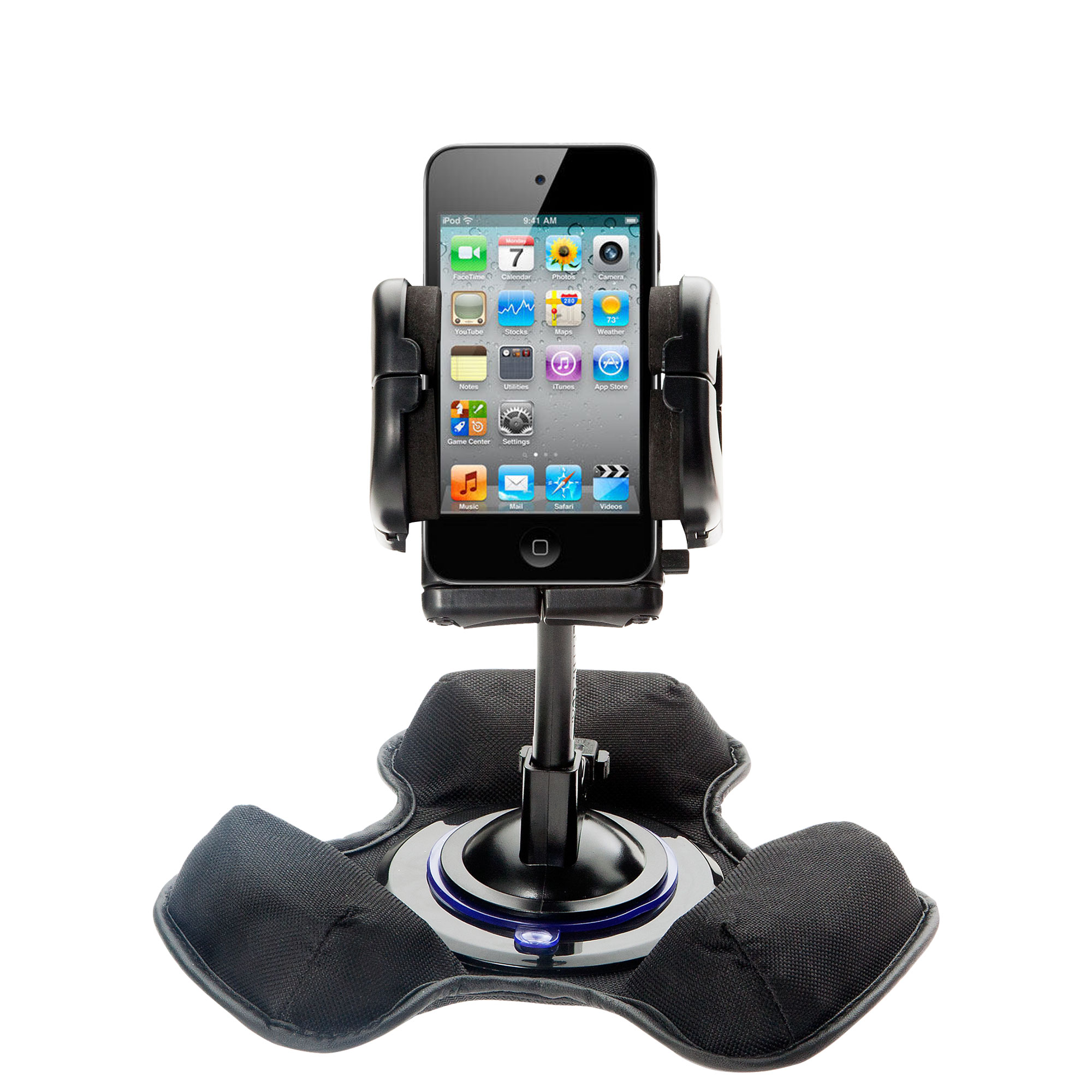 Dash and Windshield Holder compatible with the Apple iPod touch (4th generation)