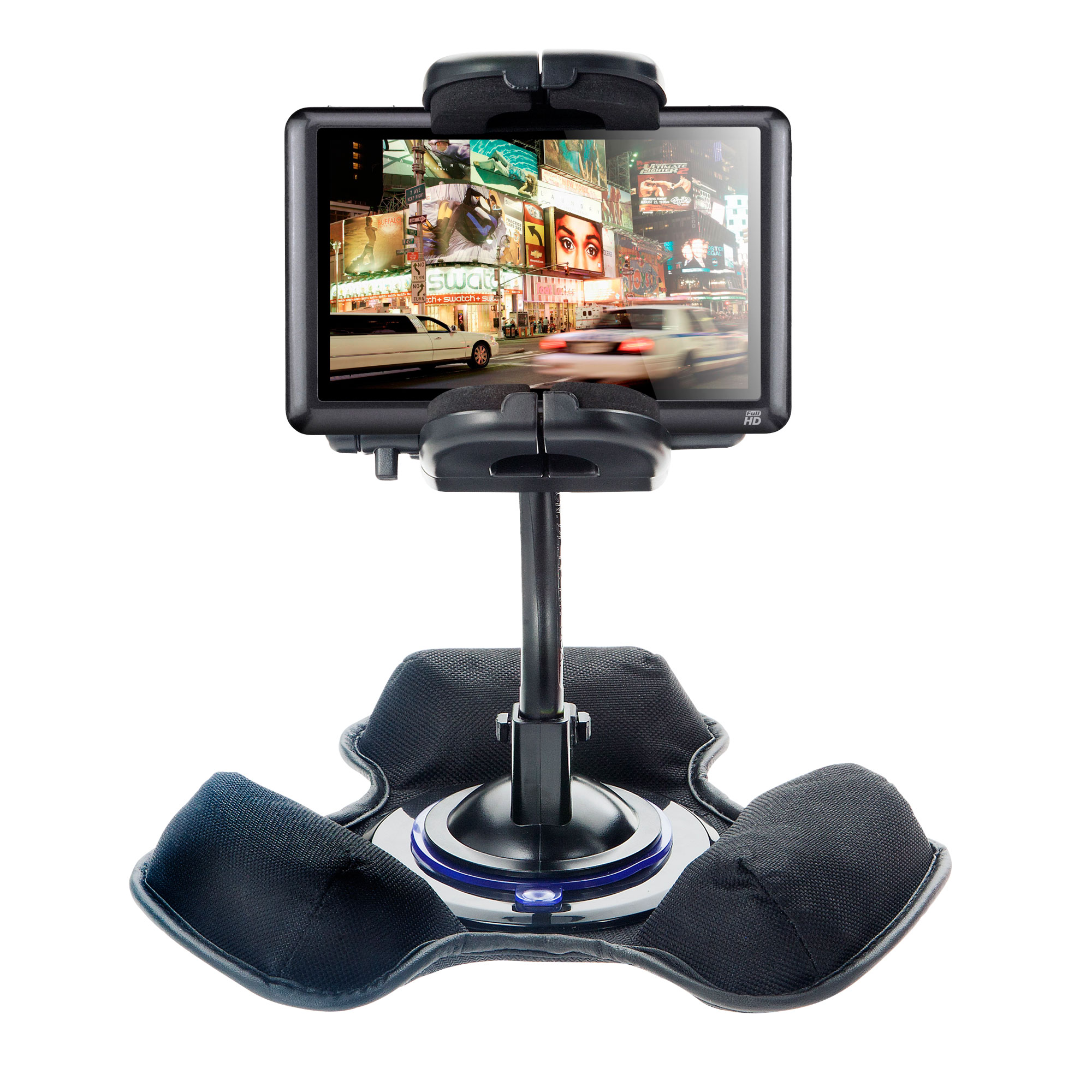 Dash and Windshield Holder compatible with the Archos 50b Vision