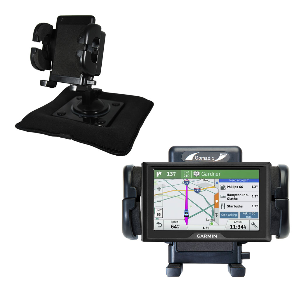 Dash and Windshield Holder compatible with the Garmin Drive 50 / 50LMT