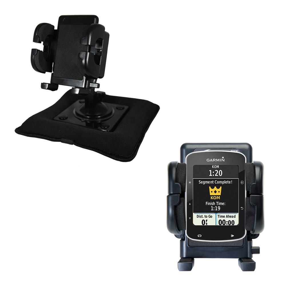 Dash and Windshield Holder compatible with the Garmin EDGE 520