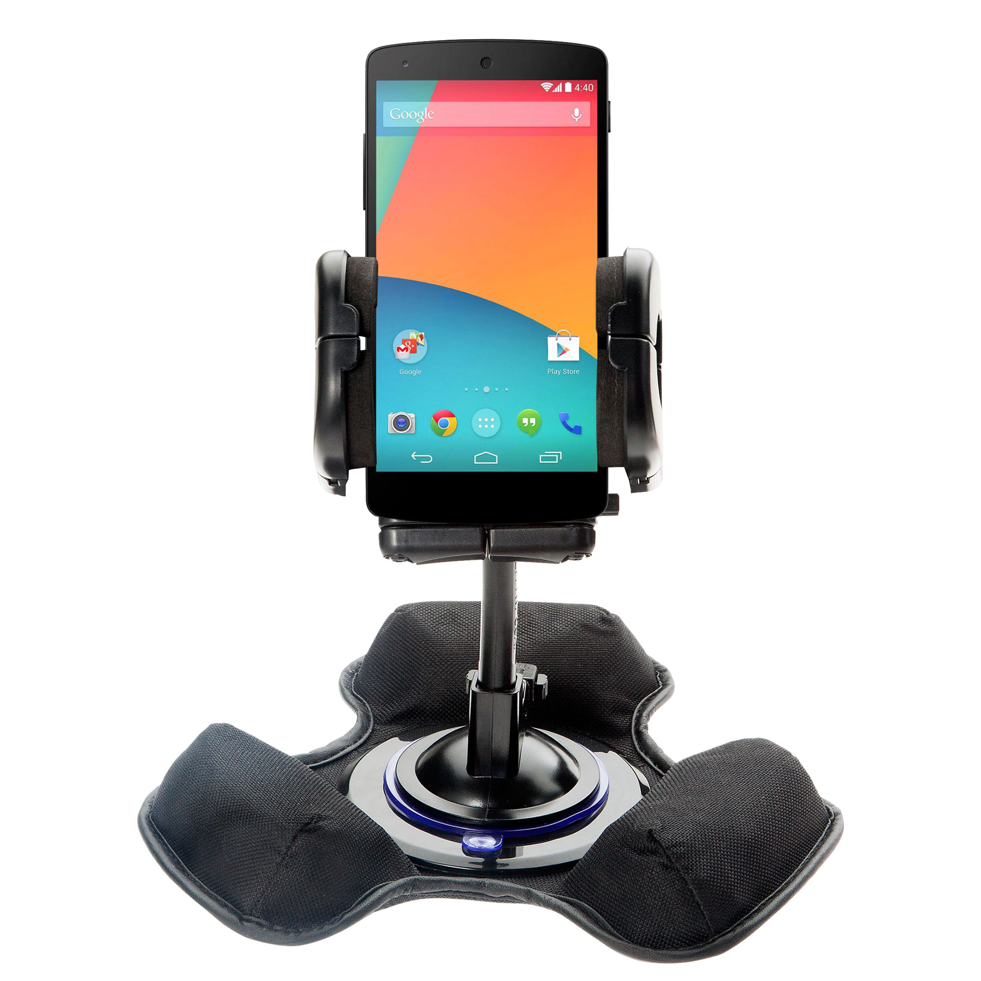 car / truck vehicle holder mounting system for google nexus 6