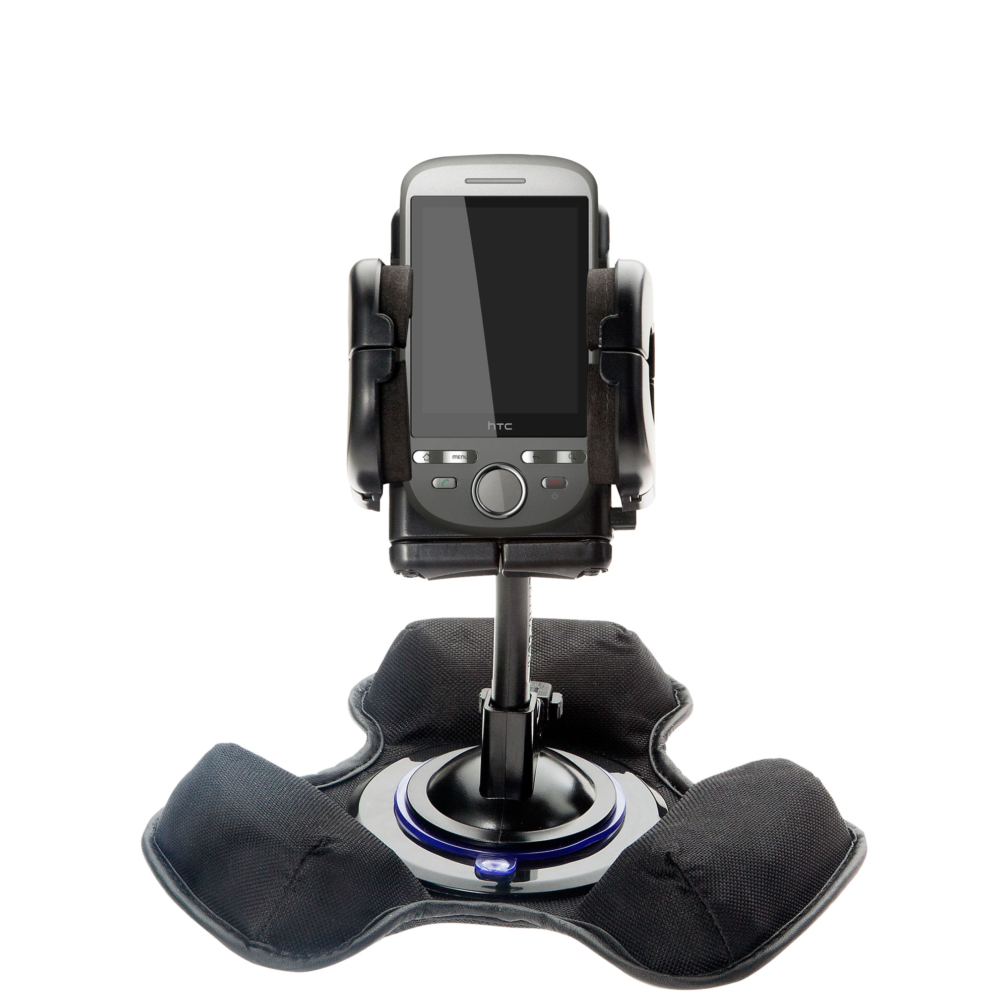Dash and Windshield Holder compatible with the HTC Tattoo