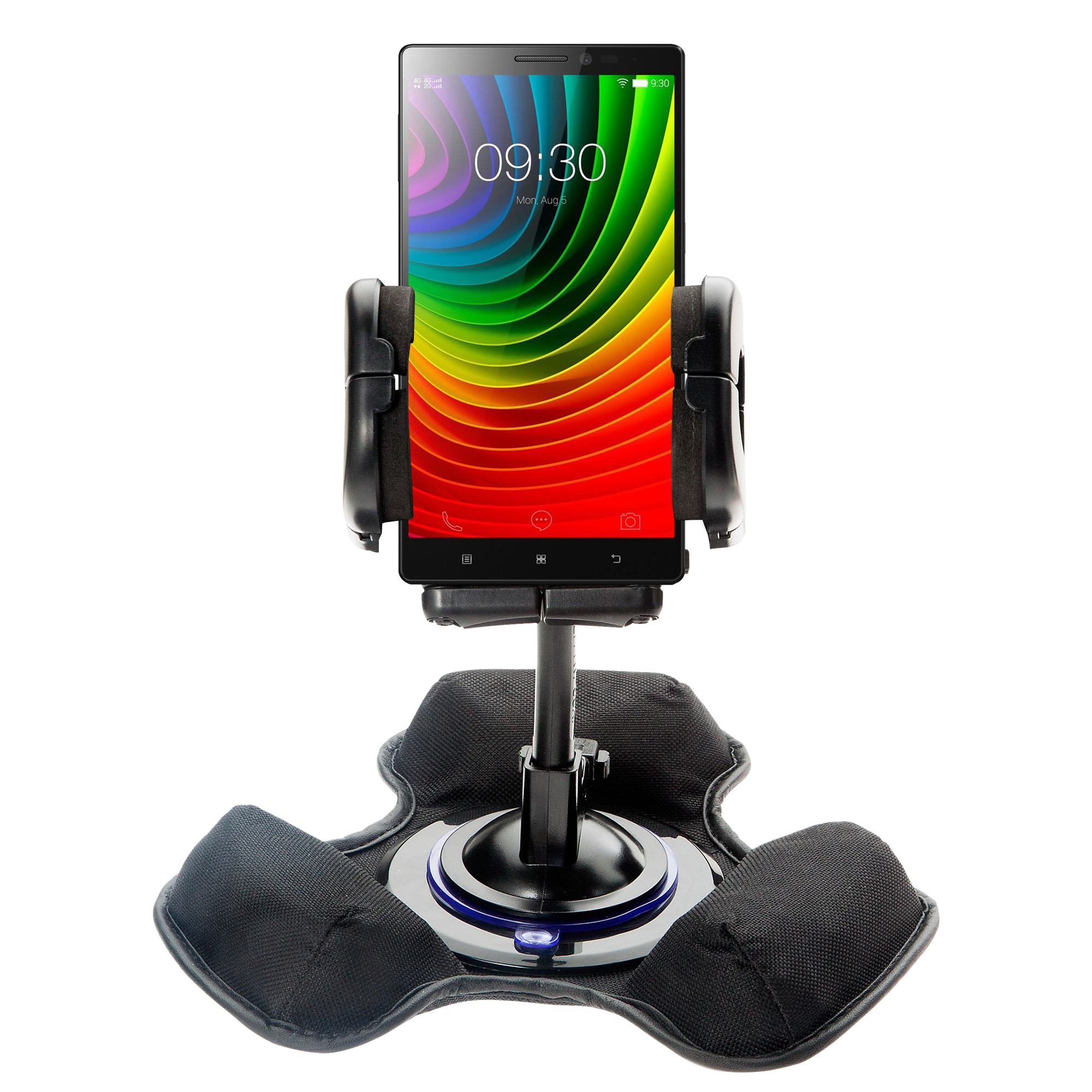 Dash and Windshield Holder compatible with the Lenovo VIBE Z2