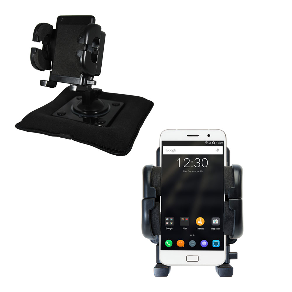 Dash and Windshield Holder compatible with the Lenovo ZUK Z1