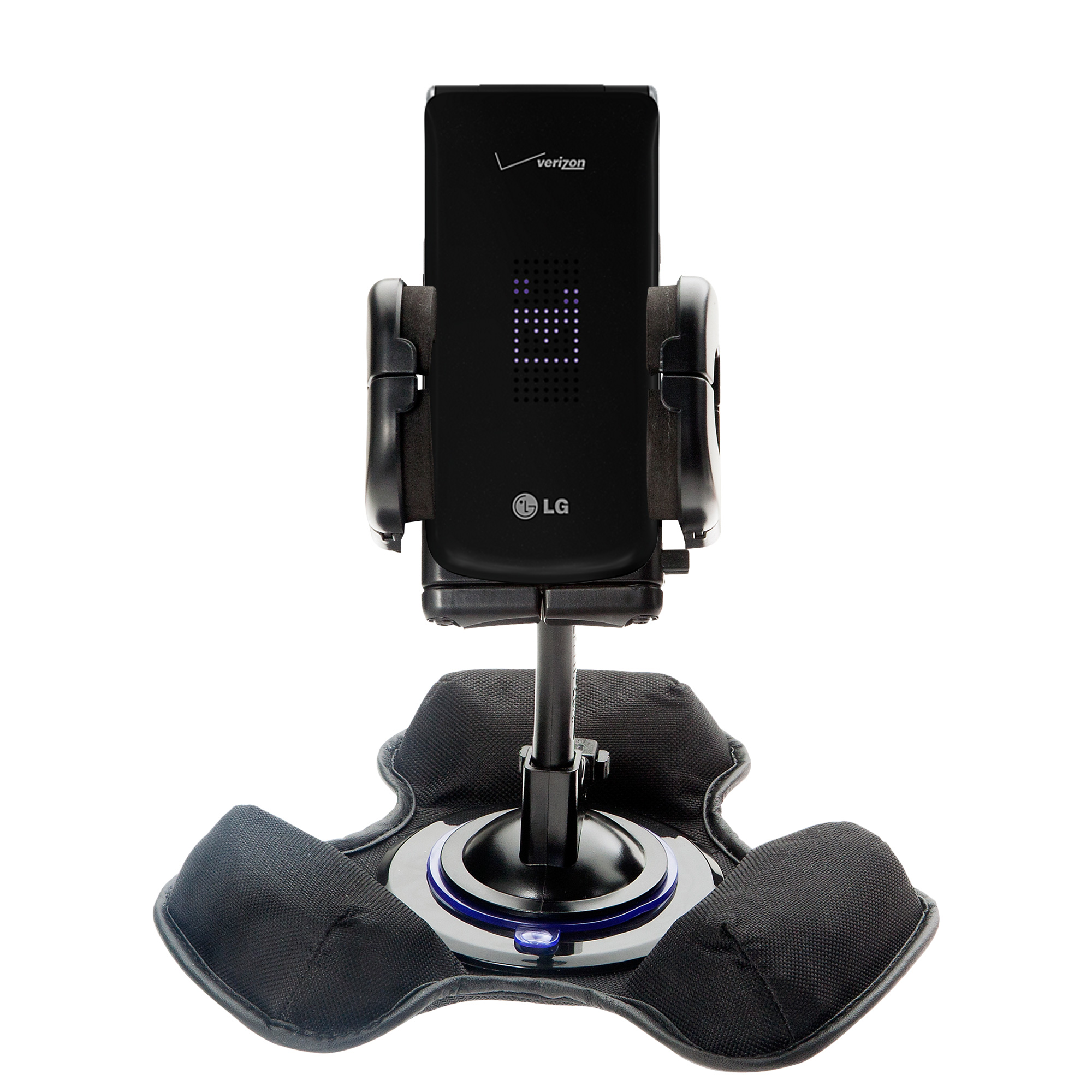 Dash and Windshield Holder compatible with the LG Exalt VN360
