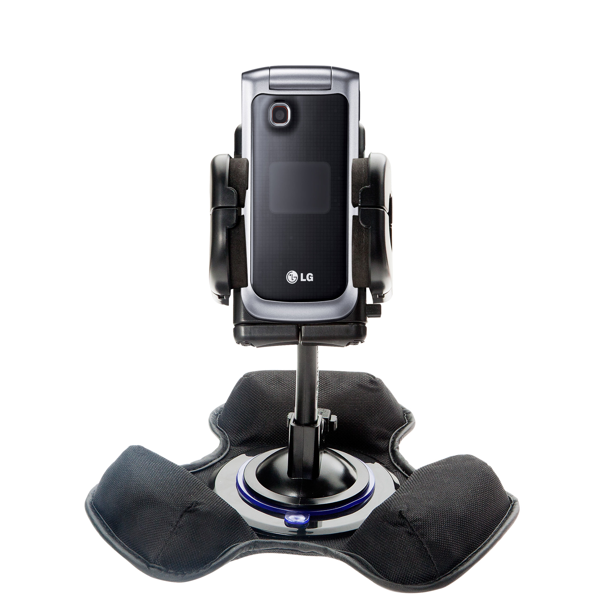 Dash and Windshield Holder compatible with the LG GB220