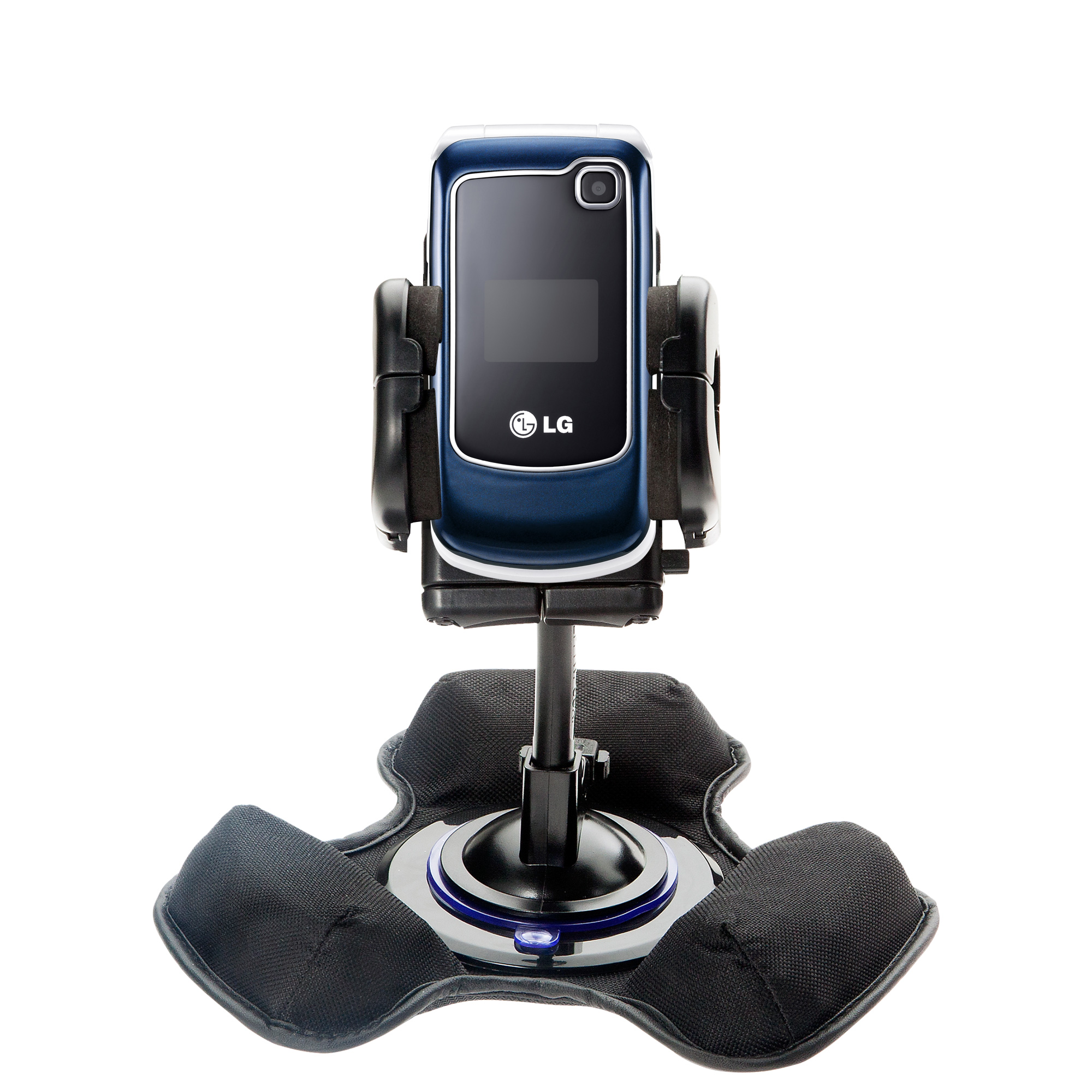 Dash and Windshield Holder compatible with the LG GB250