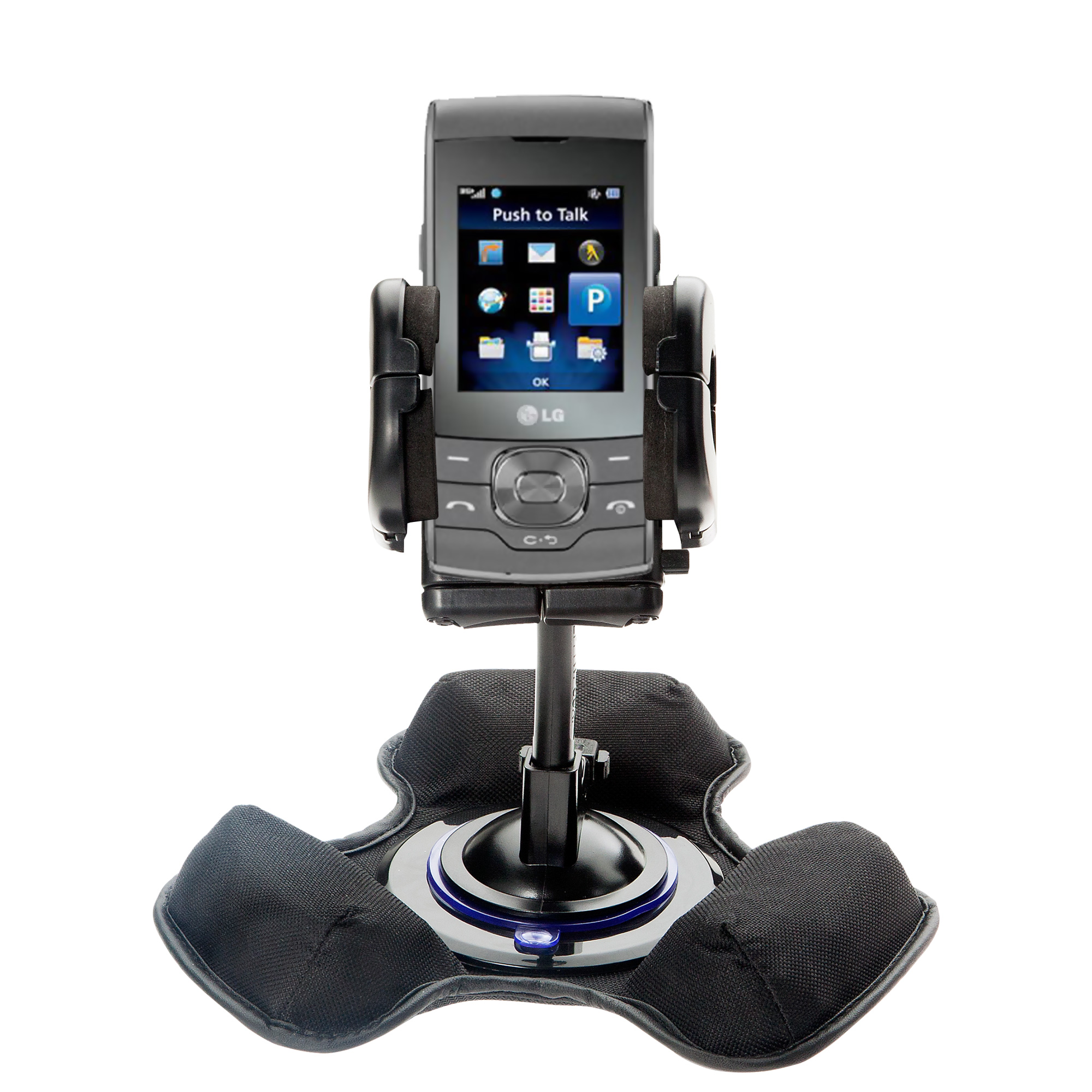 Dash and Windshield Holder compatible with the LG GU292
