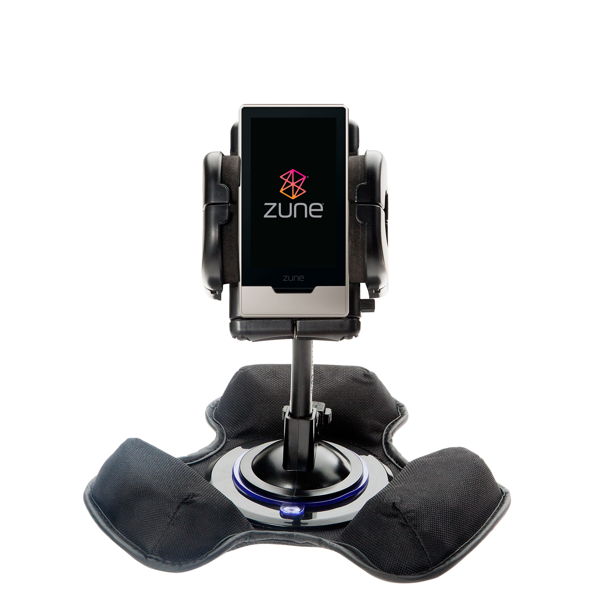 Dash and Windshield Holder compatible with the Microsoft Zune HD