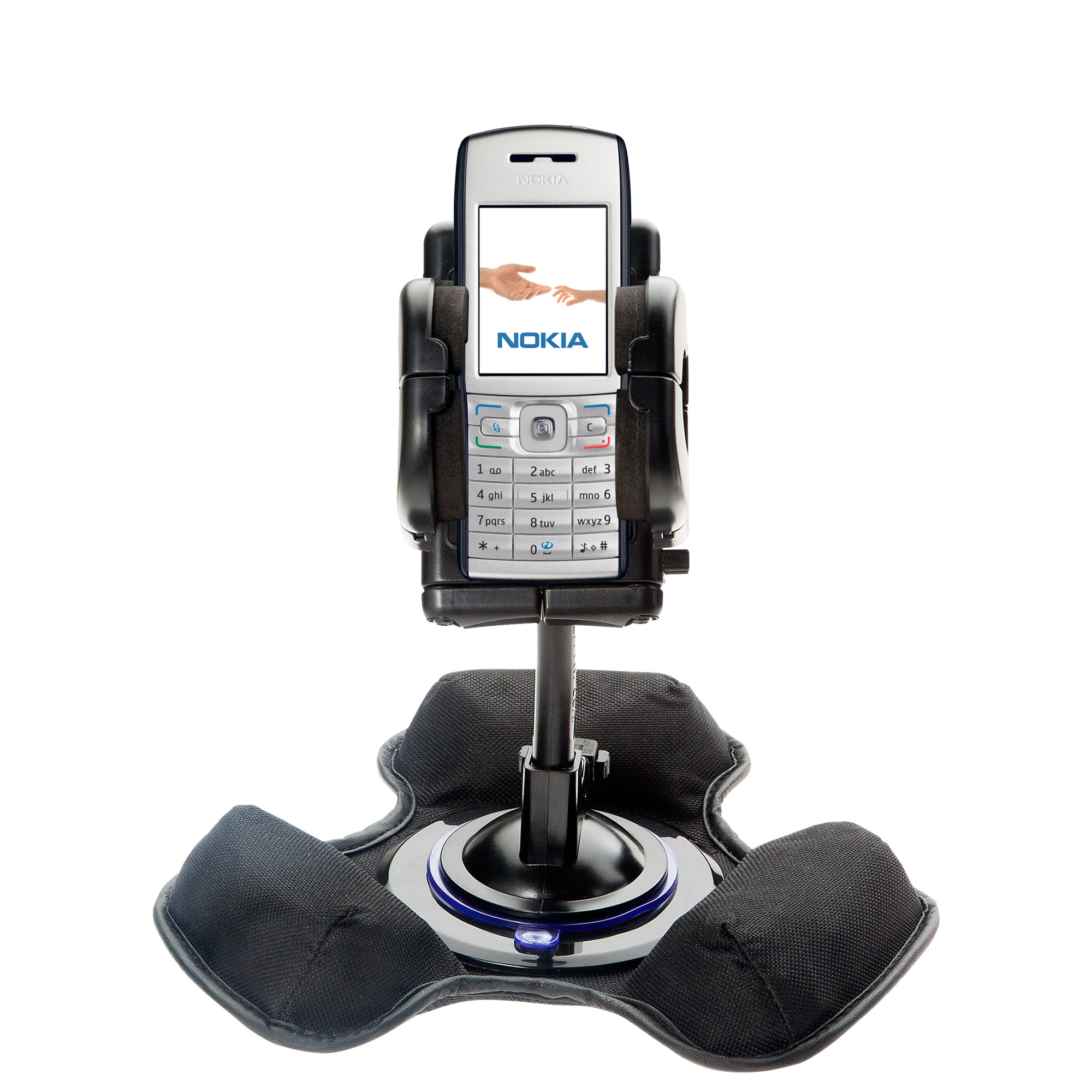 Dash and Windshield Holder compatible with the Nokia E50