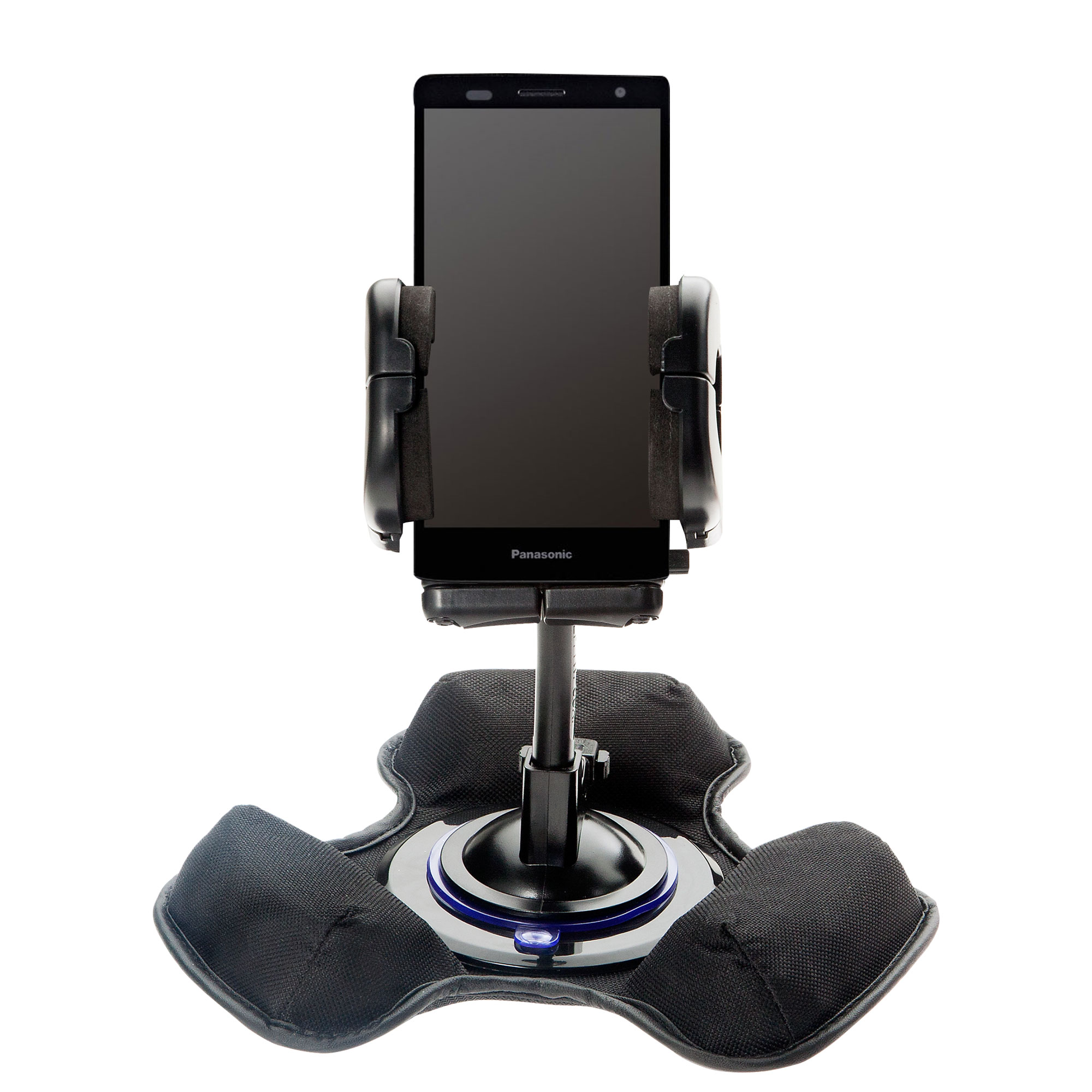 Dash and Windshield Holder compatible with the Panasonic ELUGA Power